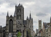 Creative Commons - Towers of Ghent